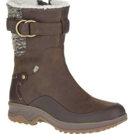 Merrell Women's Eventyr Mid North Waterproof 200g Winter Boots