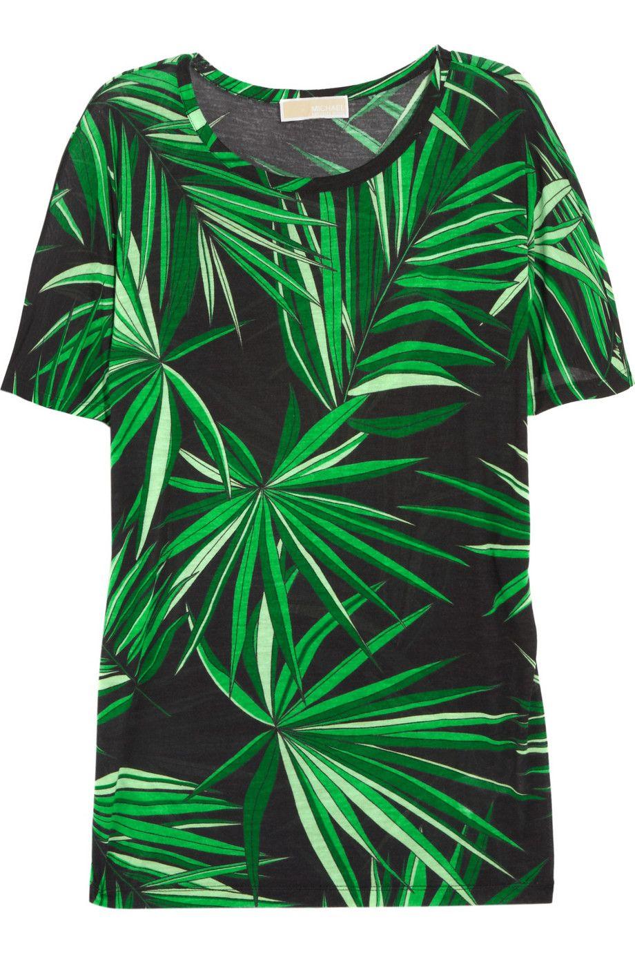 T-Shirt Palmen Banane