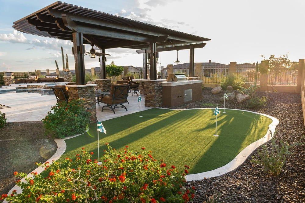 Photo Of California Pools Landscape Chandler Az United States California Pools Swimming Pool Landscaping Pool Landscaping