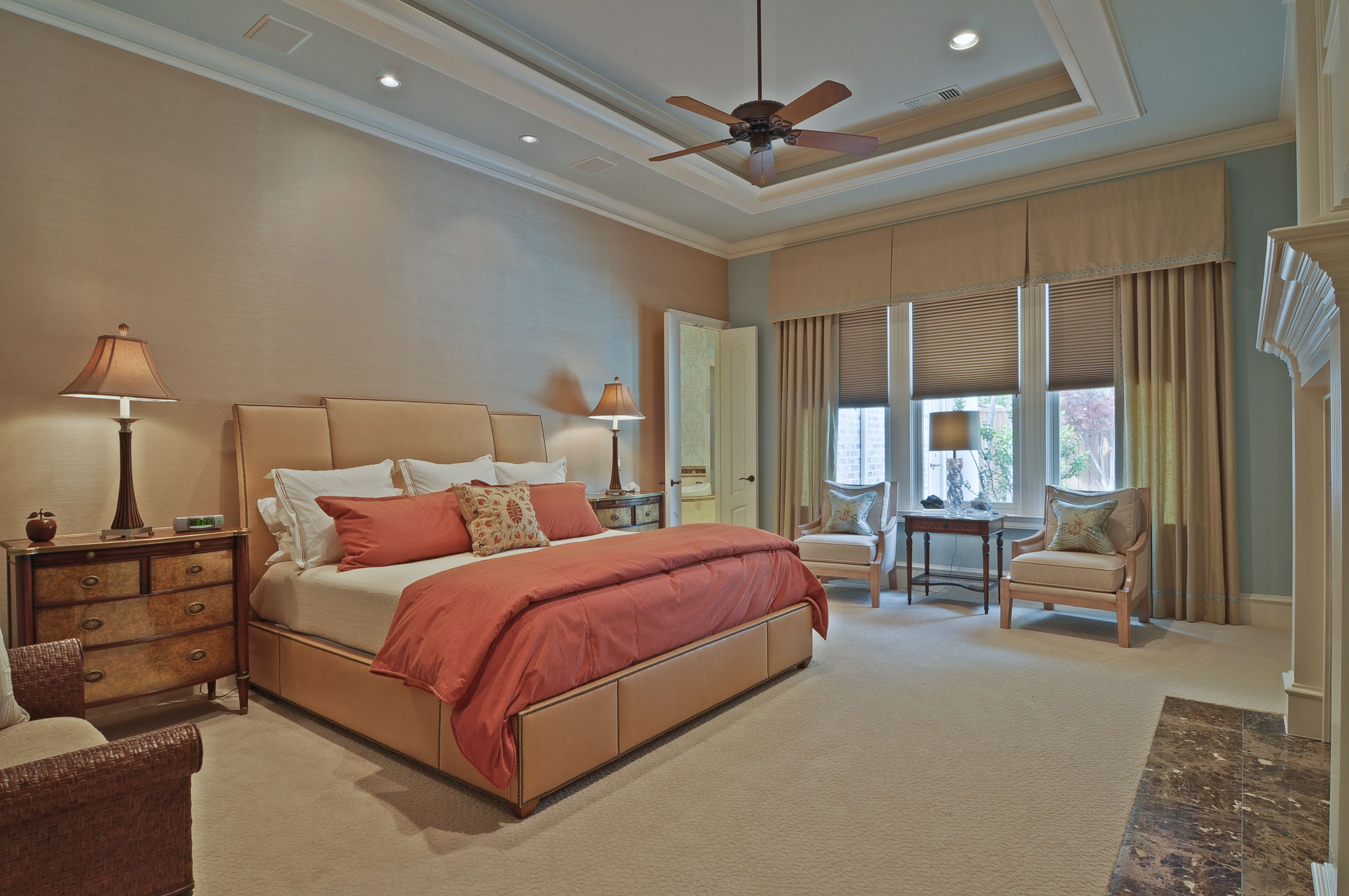 Master bedroom images  Serene Master bedroom  Total  Interiors Inc  Pinterest
