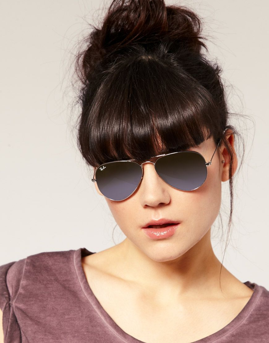ladies ray ban aviator sunglasses  17 best images about ray ban people on pinterest
