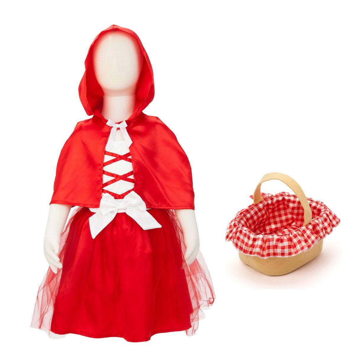 Deguisement Petit Chaperon Rouge Enfant