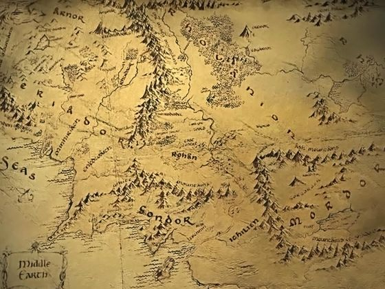 Where In Middle Earth Do You Belong? | Lord of the Rings | Middle