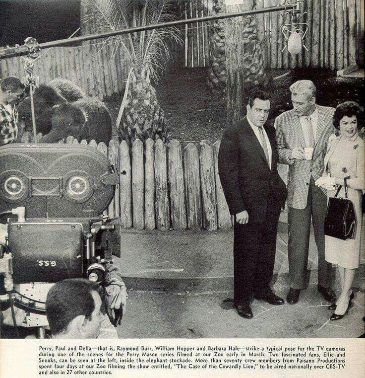 "Behind the Scenes of Perry Mason | ""The Case of the Cowardly Lion"" 
