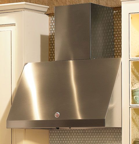 Commercial hoods for homes the ge caf series 30 - Commercial kitchen vent hood designs ...