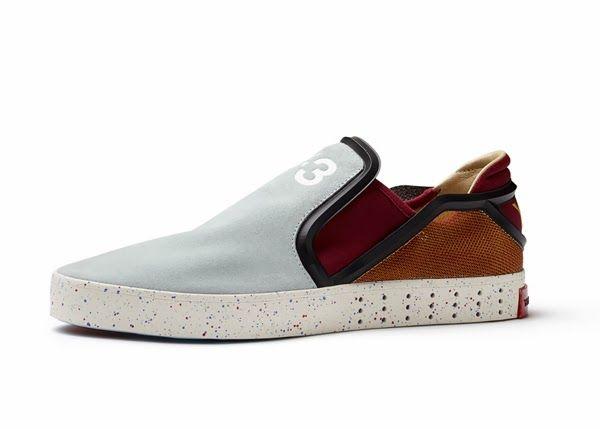 b88ae463db36 The Style Examiner  Y-3 x Peter Saville Spring Summer 2014 footwear ...