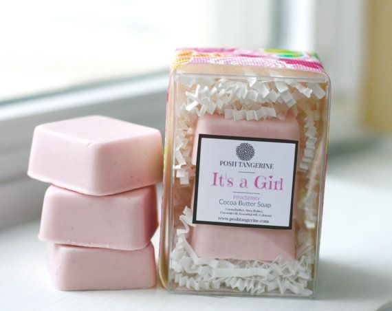 Baby Shower Favors, Its A Girl Favors, Baby Shower, Baby Shower Soap,