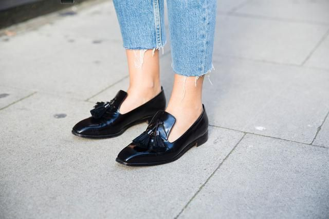 Found: The Perfect Shoes to Wear With Cropped Leng