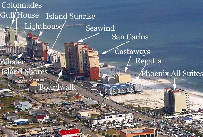 Gulf Ss Al Condos Map Location East Beach