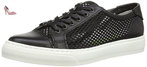 Bmecx, Baskets mode femme - Noir (01 Black), 36 EU (3 UK)Bronx