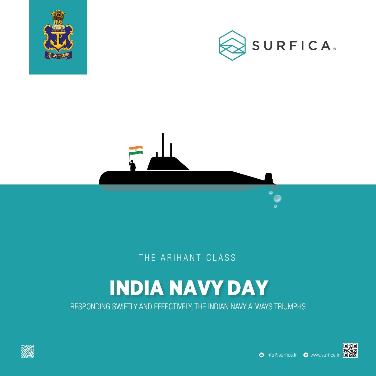 Responding Swiftly And Effectively The Indian Navy Always Triumphs Navy Day Of India Surfica Laminates Luxury Desi Navy Day Indian Navy Day Indian Navy