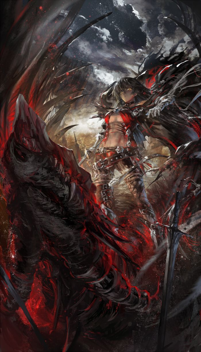Velvet Crowe Tales Of Berseria Personnages Fantastiques Bd