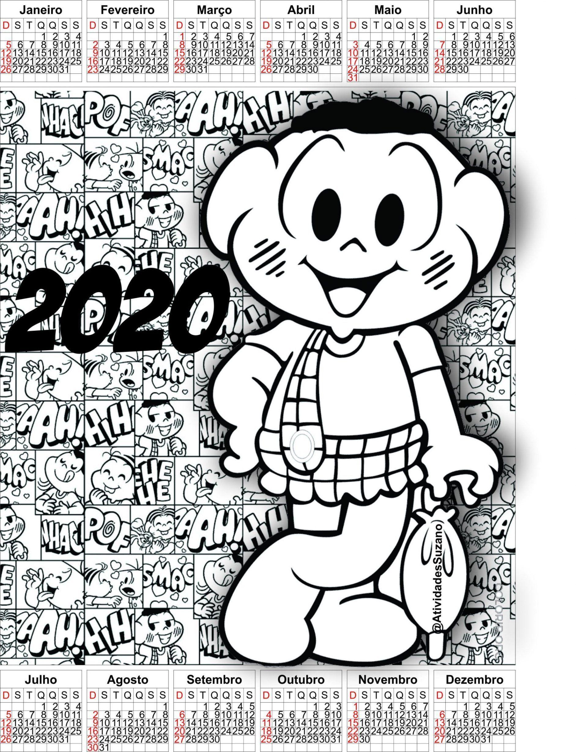 Desenhar Desenhos Quebra Cabeca Turma Da Monica Mickey E Outros