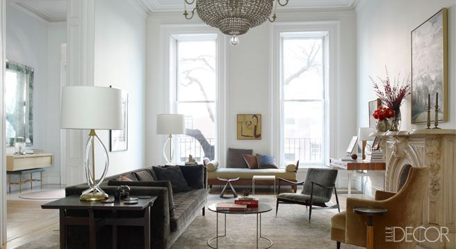 A Remodelista S Brooklyn Home With Images Brownstone Interiors