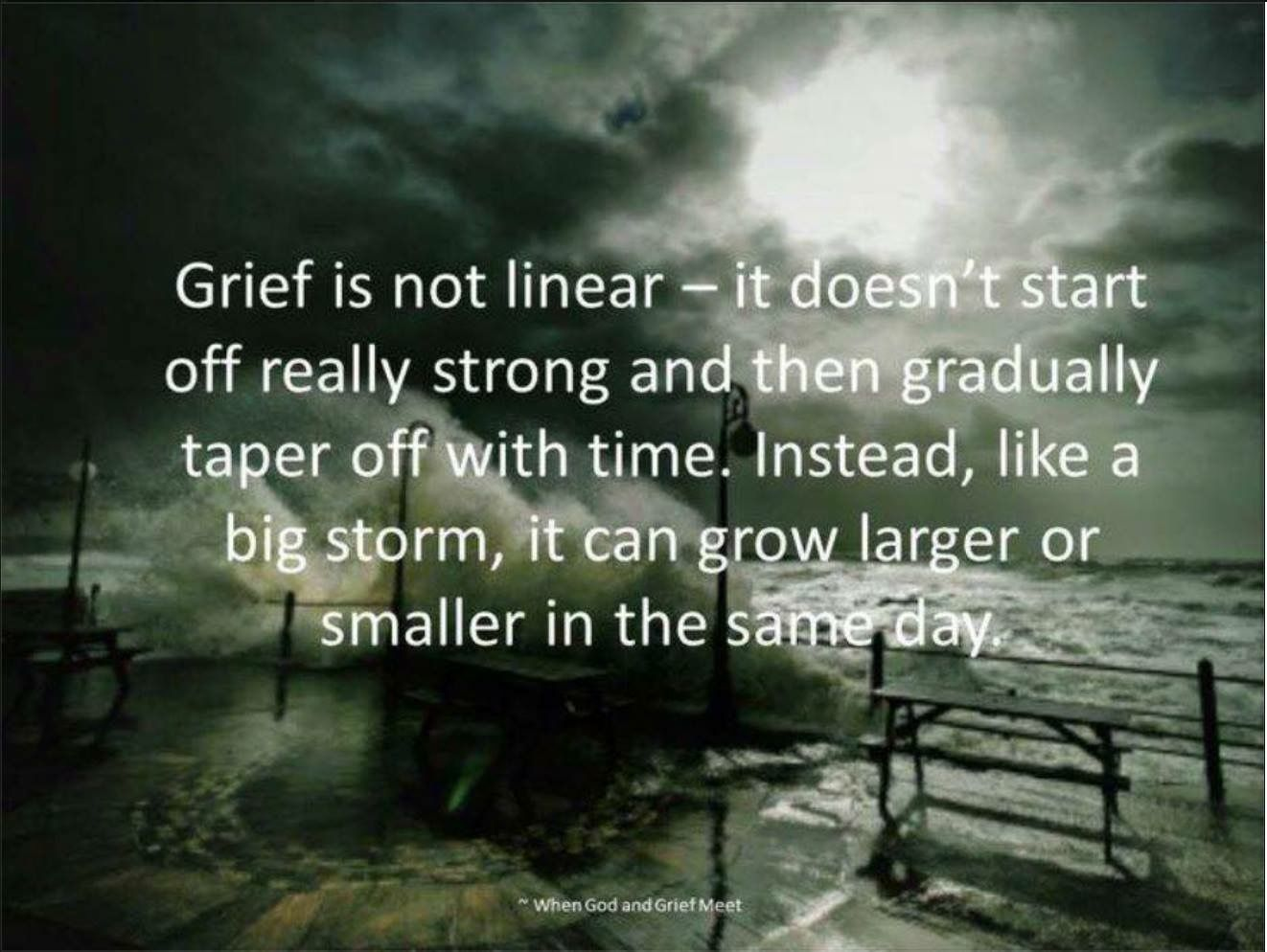 Up And Down Up And Down Grief Never Relents Never
