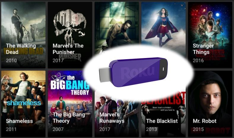 Terrarium TV app is also available to download on Roku