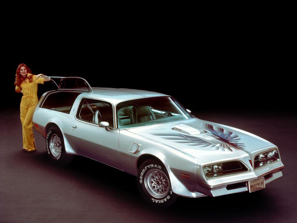 Pontiac Firebird Trans Am Type K Concept \'1977 | Автоамерика ...