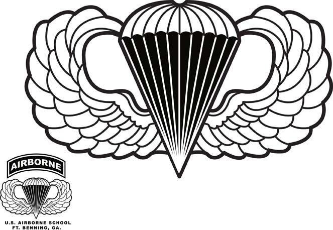 Army Airborne Tim