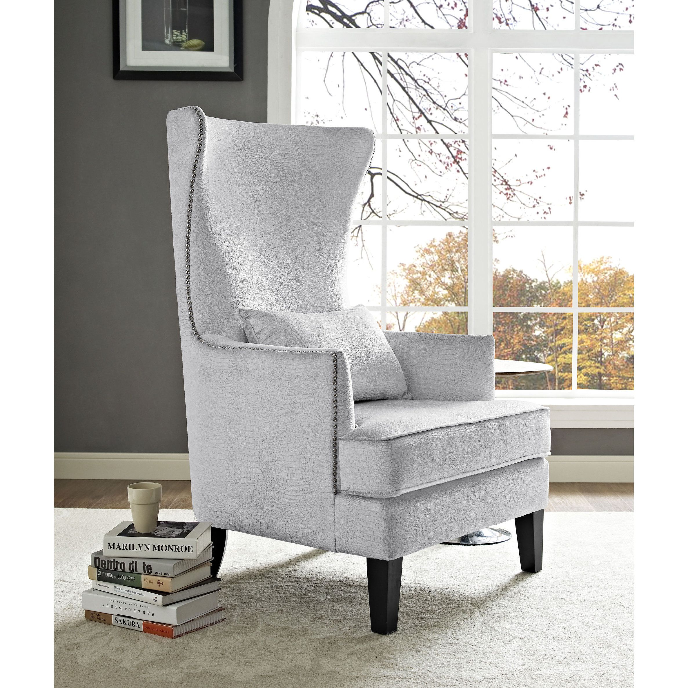 Overstock Com Online Shopping Bedding Furniture Electronics Jewelry Clothing More High Back Accent Chairs Tall Chairs Furniture