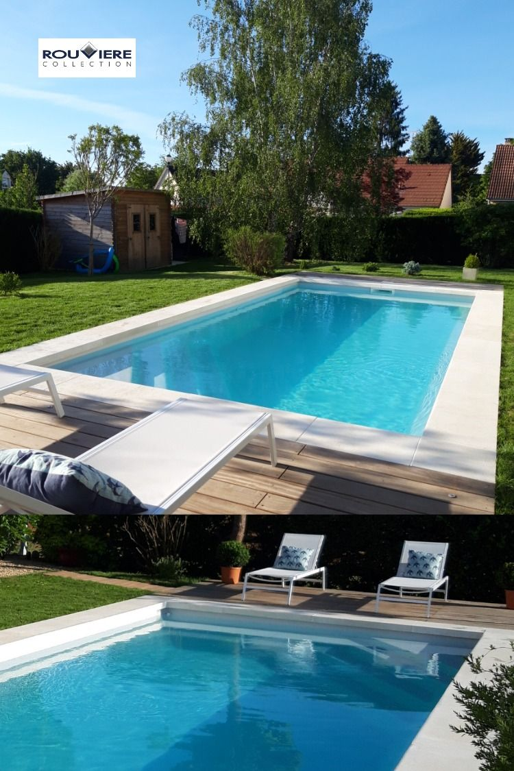 Nos Realisations Rouviere Collection Realisations Rouviere Collection Tour De Piscine Piscine Simple Dallage Piscine