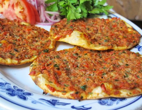 Lahmacun turkish pizza ali baba new york ny my for Ali baba turkish cuisine