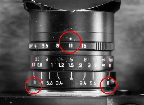 manual focusing tip -- zone focusing
