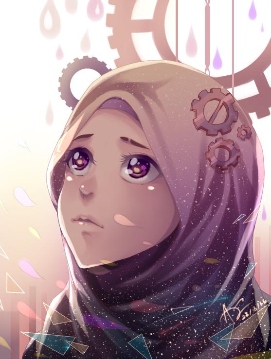 Pin di Lovely Muslim Girls ♡♡ (*´∇`*)