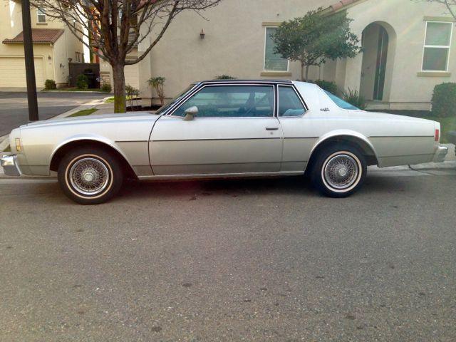 78 Impala Landau Chevrolet Chevy Caprice Classic Impala