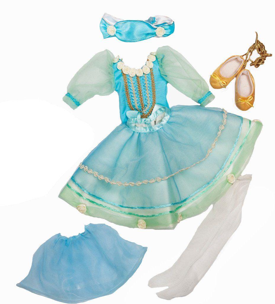 Amelia's Stage / Ballet Costume