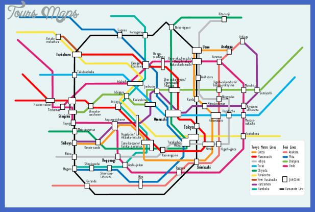 Tokyo Subway Map Hd.Awesome Tokyo Metro Map Tours Maps In 2019 Subway Map Tokyo