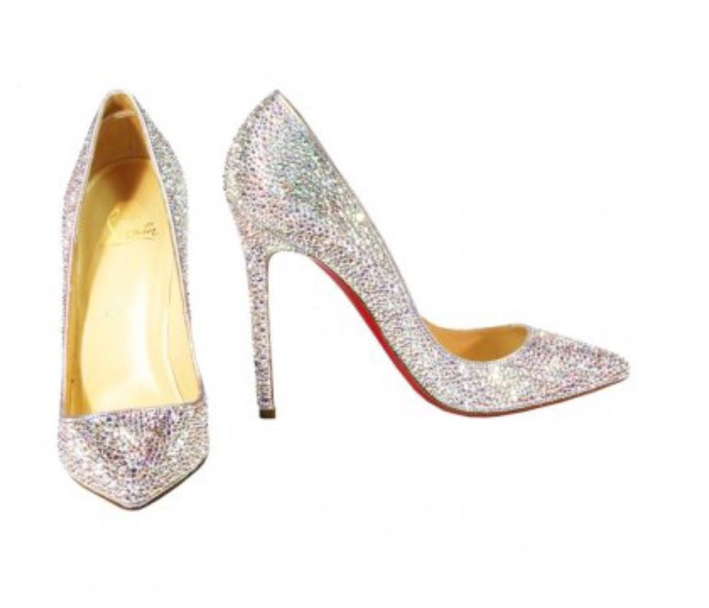 c4bae383972 christian louboutin Size 36  fashion  clothing  shoes  accessories   womensshoes  heels
