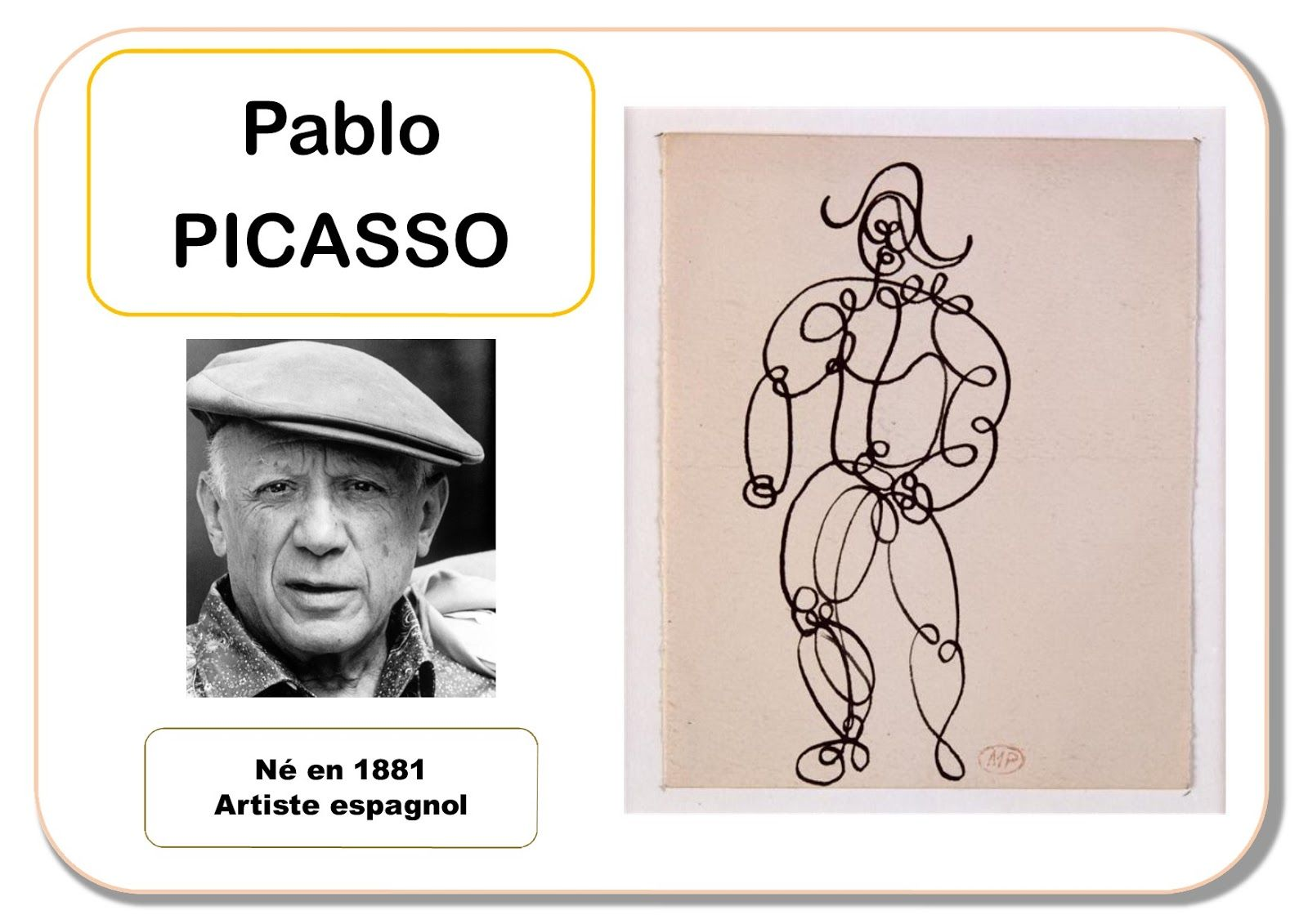 Paul Klee Portrait d artiste selon Fabienne APPRENTISSAGE Art Pinterest