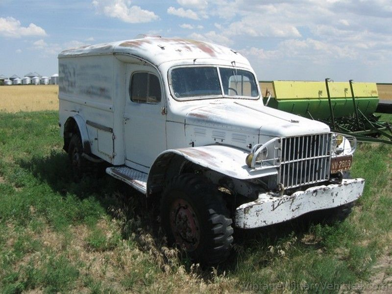 vehicles for sale vintage military vehicles wheels wheels wheels pinterest ambulance and. Black Bedroom Furniture Sets. Home Design Ideas
