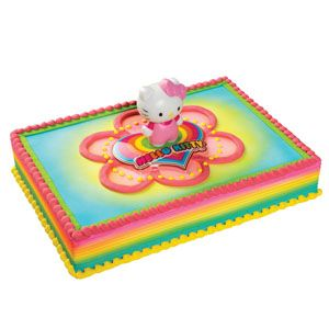 Hello Kitty Light Up Deluxe Cake Topper Party Supplies Canada