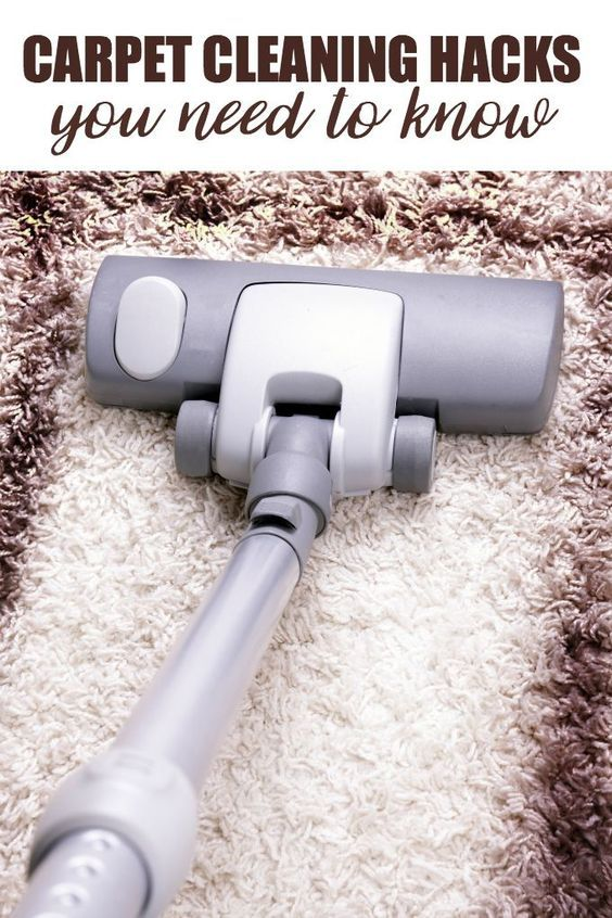 Carpet Cleaning Hacks You Need To Know Keepitright