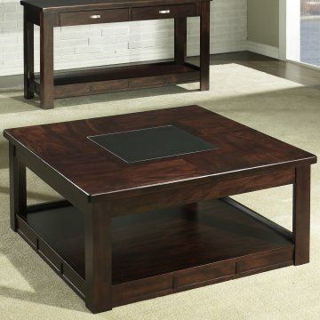 Need Square Coffee Table Wish This Didn T Have The Weird Black