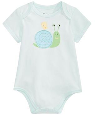 Boys Baby Little Elephant Balloon All in One Playsuit Romper Newborn 12 Months