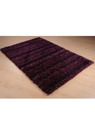 Rug Traders Delight Shag Plum Stripe From Harvey Norman New Zealand