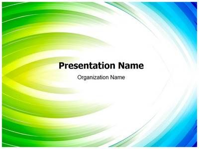 Blue with green abstract powerpoint template is one of the best blue with green abstract powerpoint template is one of the best powerpoint templates by editabletemplates maxwellsz