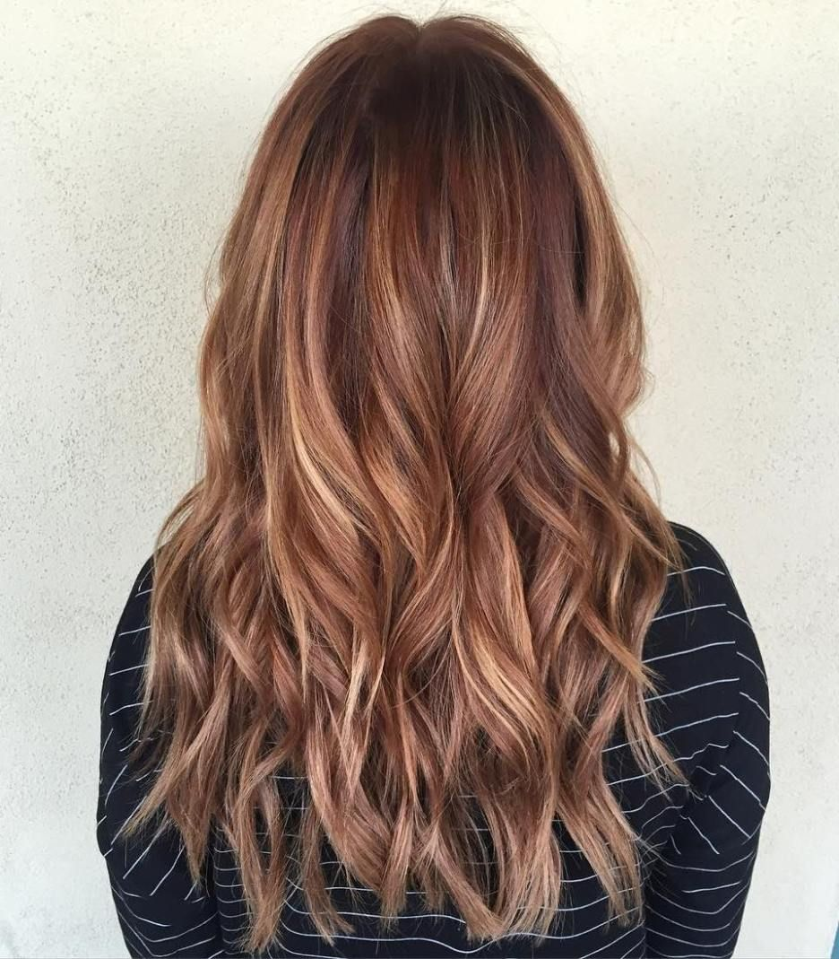musttry subtle balayage hairstyles color highlights subtle