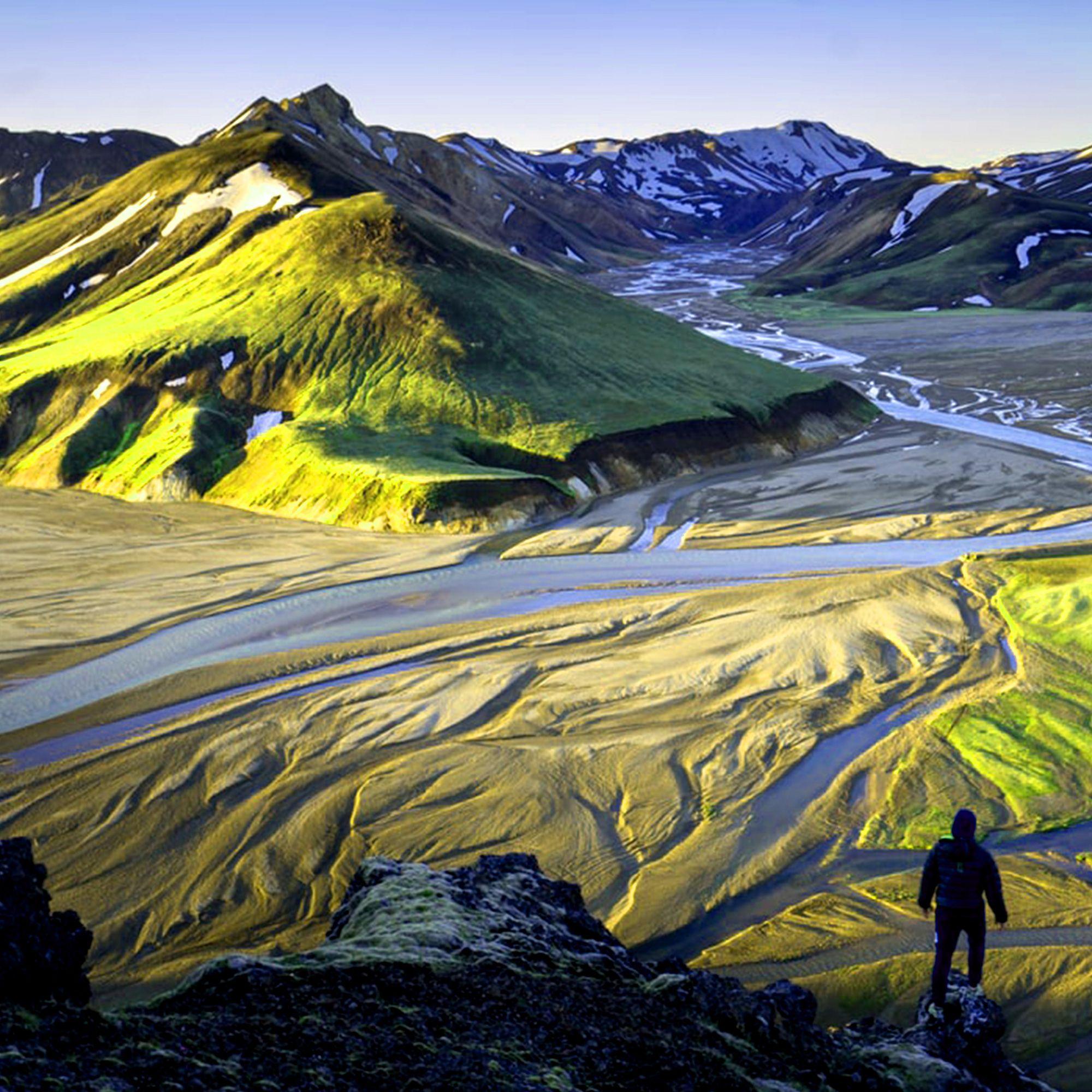Landmannalaugar Iceland in 2020 Natural landmarks