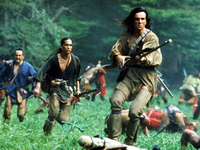 """""""The Last of the Mohicans""""  This movie was my childhood."""