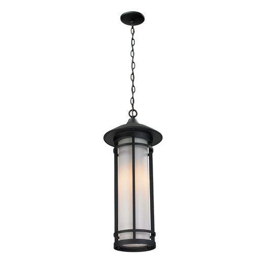 Found it at AllModern - Woodland 1 Light Outdoor Hanging Pendant