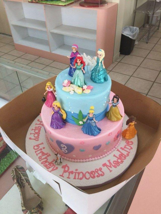 Prime 28 Disney Princess Themed Birthday Cakes In 2020 Disney Funny Birthday Cards Online Inifofree Goldxyz