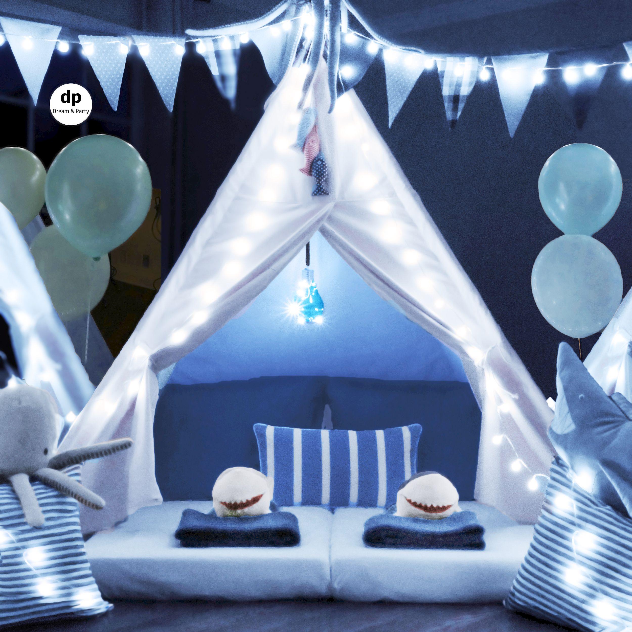 Under The Sea Sleepover Party Slumber Parties Sleepover Party Sea Birthday Party