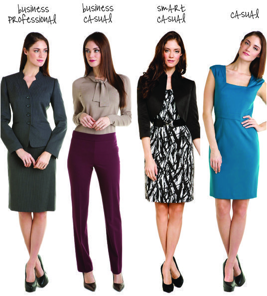 Dress code business casual pictures woman