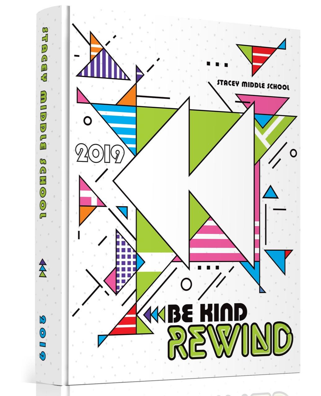 School Bookcover Design: It's #MiddleSchoolMayhem! Stacey Middle School In