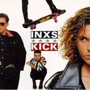 INXS.  Kick.  Had every song memorized.  Also had a longer version of Michael Hutchence's hair.  Loved the 80s.