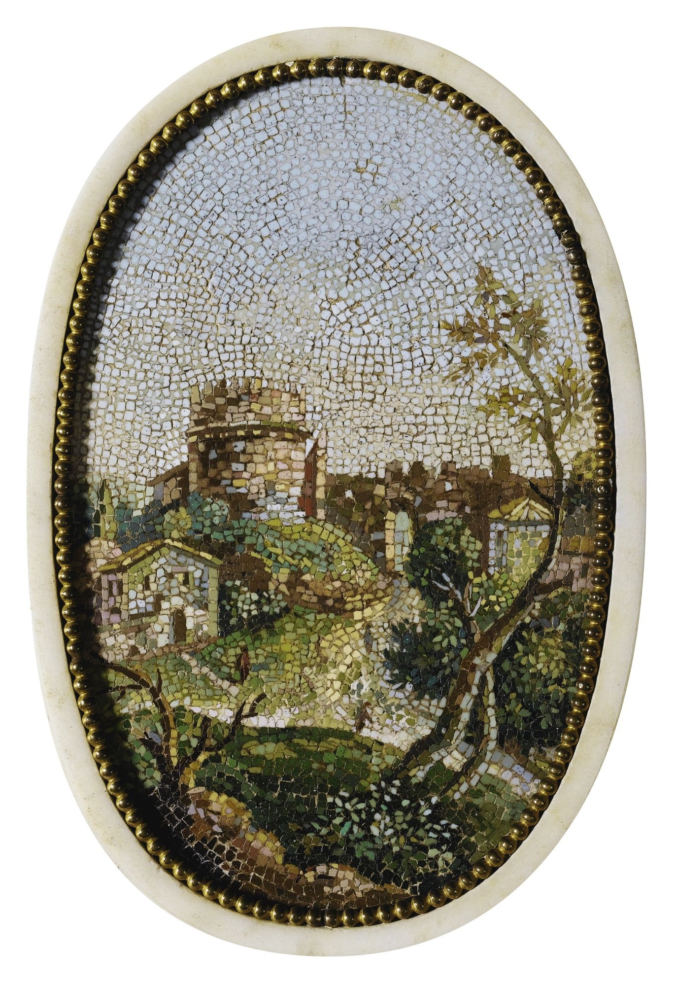 A Carved Neoclassical White Marble Green Granite And Micro Mosaic Chimney Piece Rome Circa 1778 1780 The Chimn Micro Mosaic Jewelry Micro Mosaic Mosaic Art