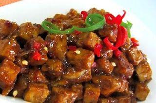 Cara Memasak Tempe Bacem Dan Tempe Kecap Mudah Resep Masakan Resep Tempe Resep